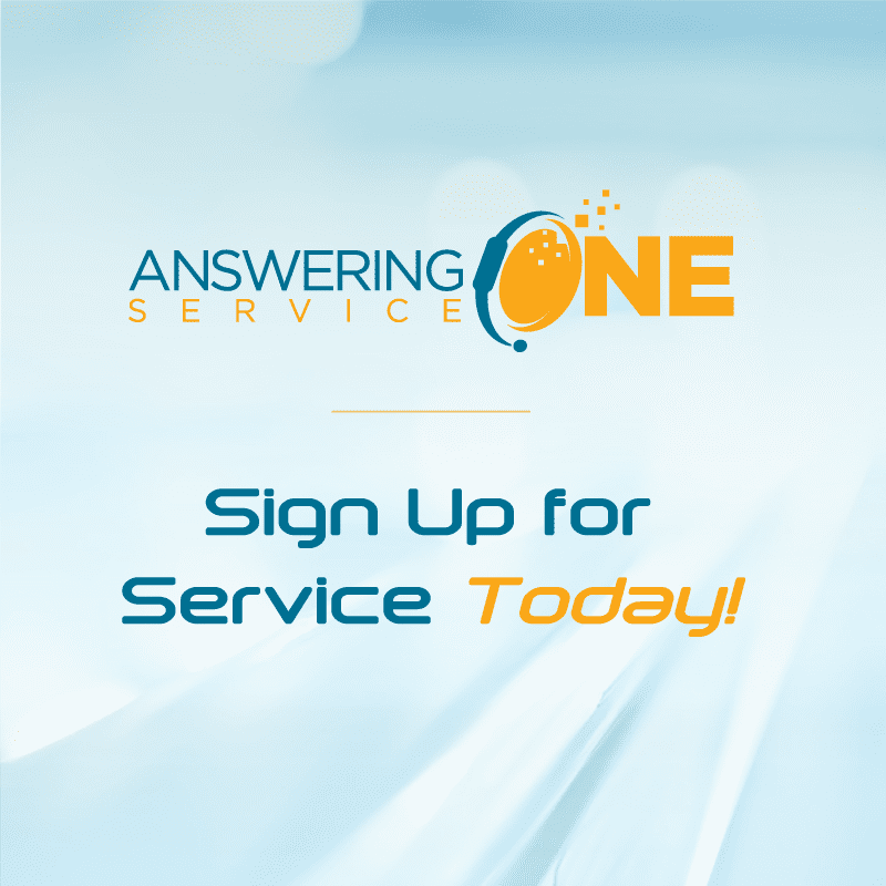 Answering Service One Black Friday Sale!